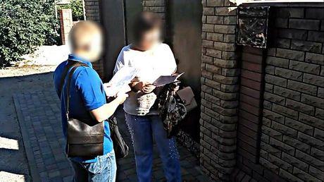 Урайоні АТО затримали шпигунку терористів «ДНР»