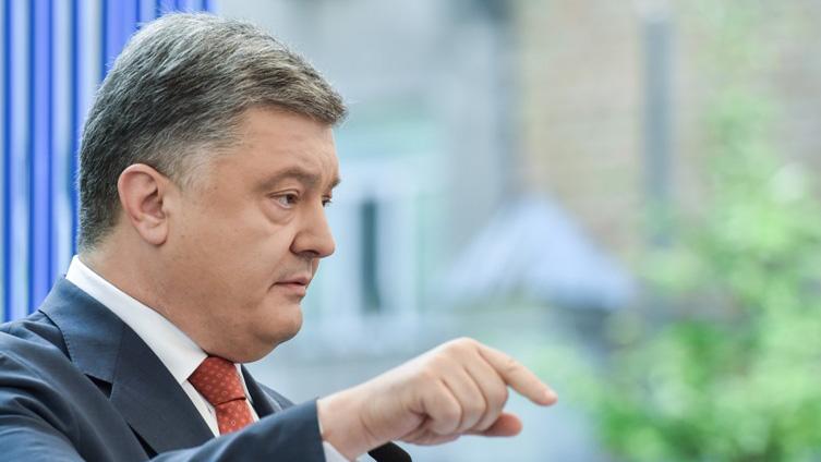 Президент Украины пригрозил ужесточением санкций против РФ