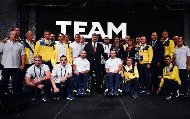 Ветеран АТО завоевал первую медаль на«Играх непокоренных-2017» для государства Украины