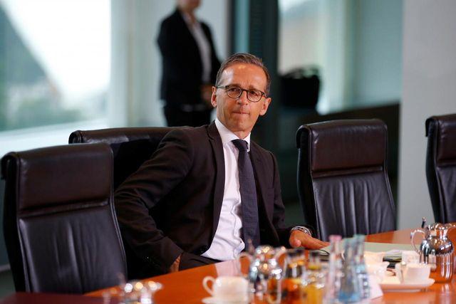 Руководитель МИДа Германии поведал окризисе вотношениях сСША