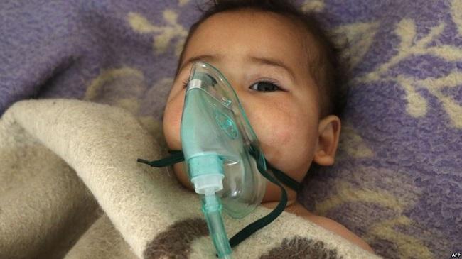 РФзаблокировала резолюциюСБ ООН опродолжении расследования химатак вСирии