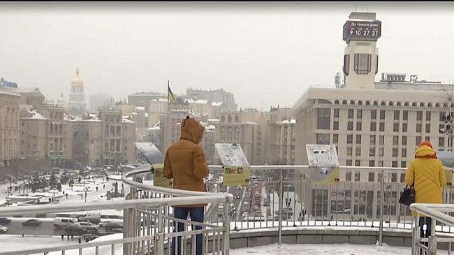 Фото  tsn.ua. На Будинку профспілок у Києві відновив роботу головний  годинник ... 617af513913dc