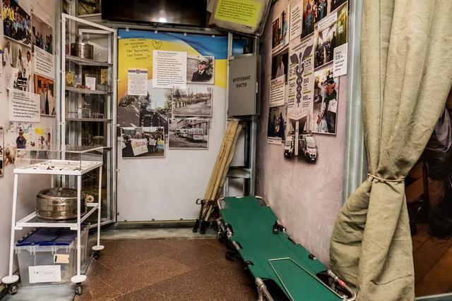 ВДнипре официально открыли 1-ый вгосударстве Украина музей АТО