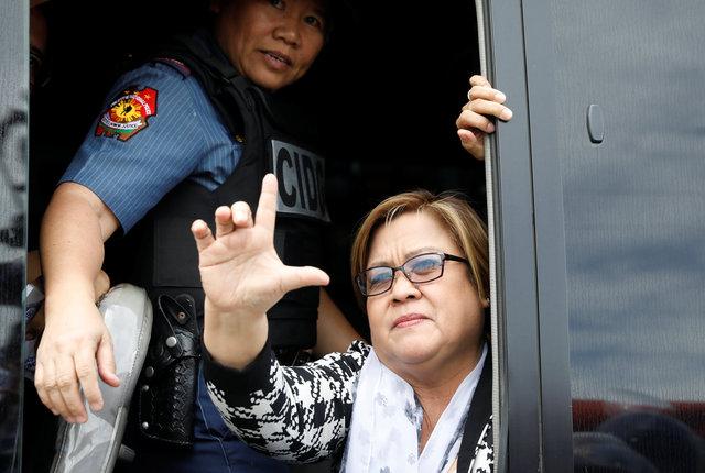 НаФилиппинах лидера оппозиции арестовали засвязь снаркоторговцами