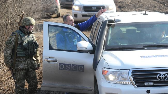 Боевики «ДНР» угрожали оружием миссии ОБСЕ изахватили беспилотник