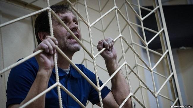 Украинский политзаключенный Балух этапирован в Армавир – правозащитники