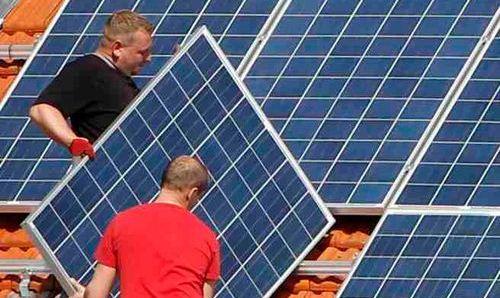 ВХерсонской области построят крупнейшую солнечную электростанцию