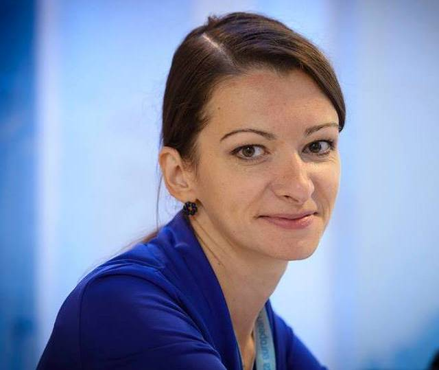 Журналистку Кристину Бердинских отпустили изотделения милиции вМинске