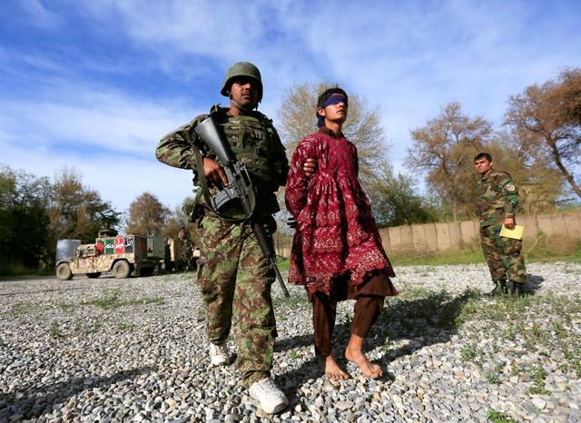 Российская Федерация поставляет оружие талибам,— американский генерал