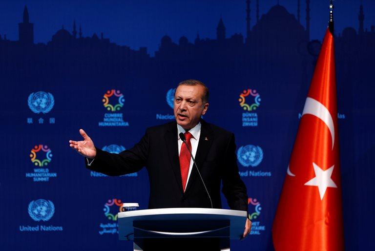 Эрдоган согласился потерпеть ради денежных средств изЕС
