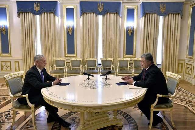 США ніколи невизнають анексію Криму— Меттіс
