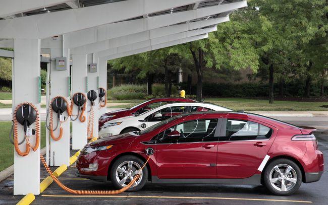 Украина вошла вТоп-10 лидеров Европы— Рынок электромобилей