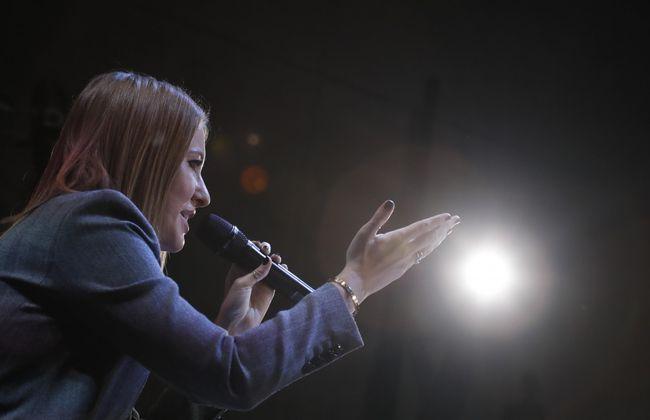 Кандидат упрезиденти Росії Собчак відзначилася гучними заявами щодо Криму таУкраїни