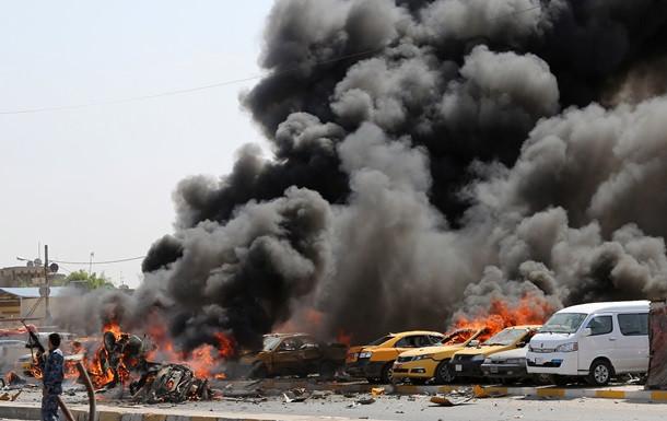 Около Багдада произошел теракт ИГ, неменее 80 погибших