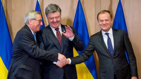 Саммит Украина-ЕС стартует завтра вБрюсселе