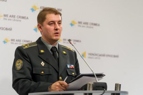 АТО: ВМарьинке умер украинский военный