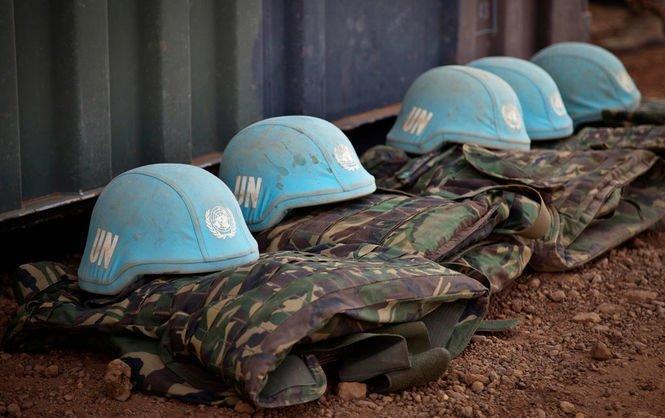 ВМали в итоге обстрела погибли миротворцы ООН