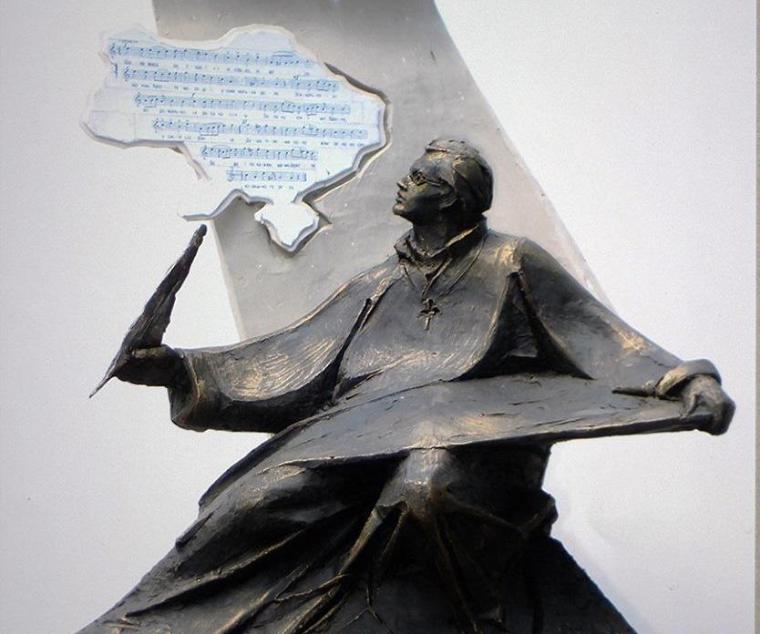 Внеділю уЛьвові відкриють пам'ятник авторові гімну України Михайлові Вербицькому