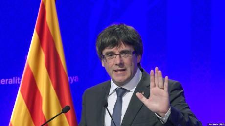 Монарх Испании: Ситуация вКаталонии неможет снова привести кконфронтации