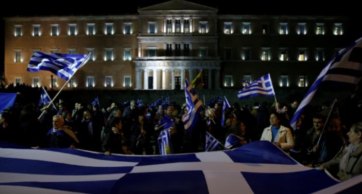 Греческий парламент ратифицировал соглашение опереименовании Македонии