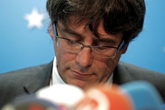 Лідер Каталонії Пучдемон затриманий у Німеччині - адвокат