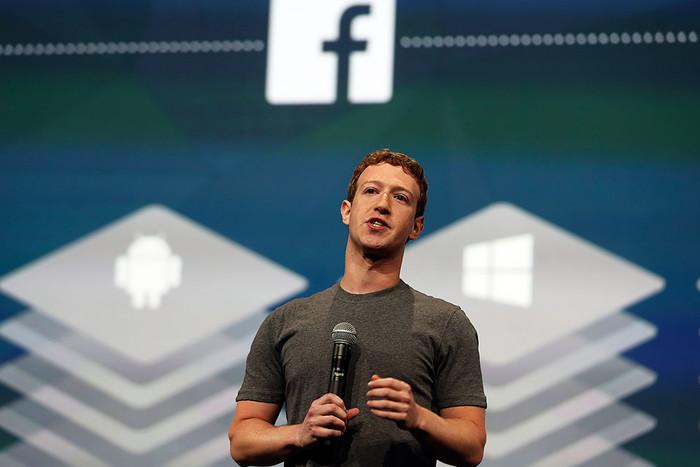 Акционеры Facebook подали насоцсеть всуд из-за утечки данных
