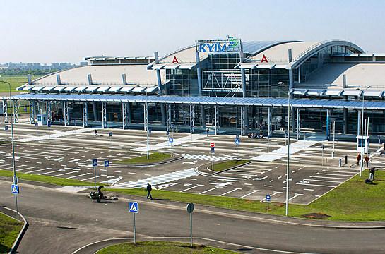 ВАэропорту Киев (Жуляны) завершили ремонт ВПП