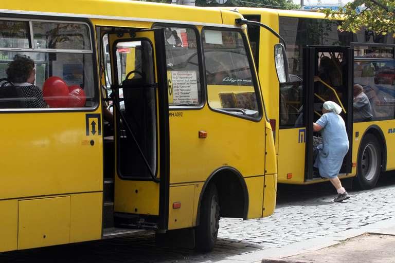 Кличко: Город возьмет насебя часть расходов заповышение цен напроезд