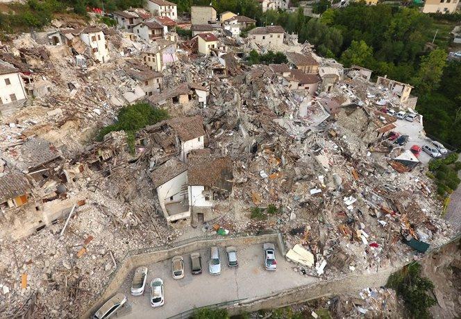 Грузинское правительсво хочет оказать Италии помощь после землетрясения