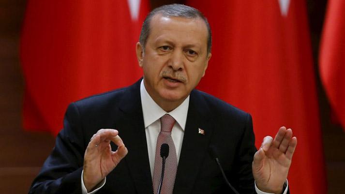 Эрдоган: «Мыготовы сражаться вместе сСША, если…»