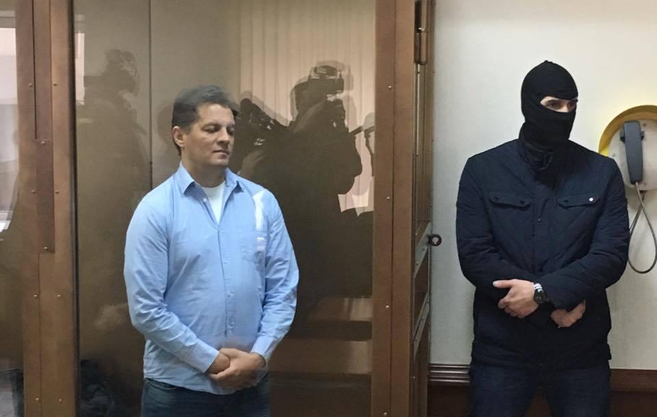 УМоскві хочуть продовжити арешт Сущенка