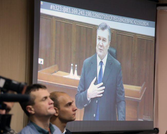 Суд поменяет госзащитника Януковича