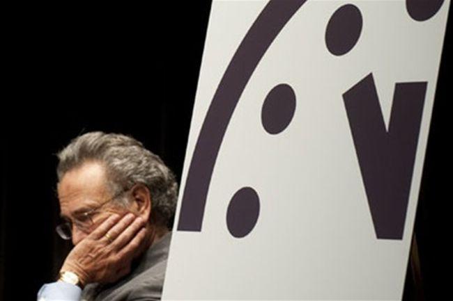 Тогда, по мнению ученых, человечество отделяло от ядерного катаклизма целых 17 минут.