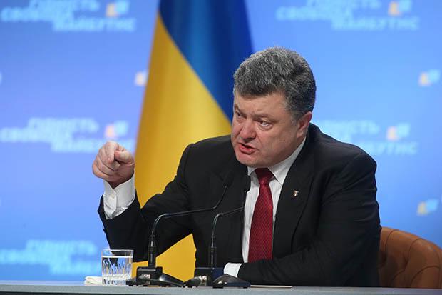 Порошенко: Киев «неоставит без поддержки» граждан  Крыма
