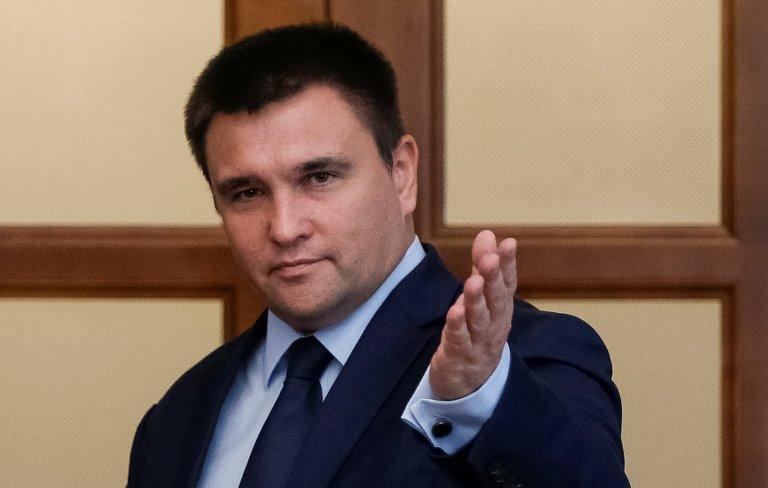 Клімкін прокоментував видворення російських дипломатів з України