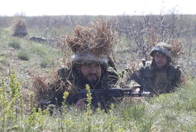 Штаб АТО: Боевики обстреляли позиции ВСУ около Гнутово иззенитной установки