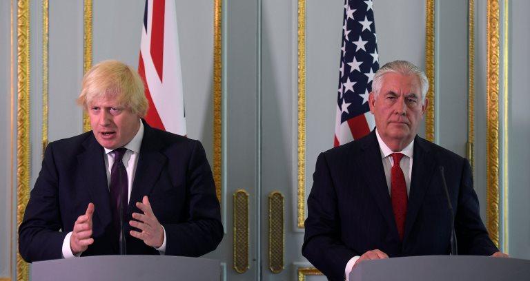 США виноваты вутечке данных расследования теракта в Великобритании