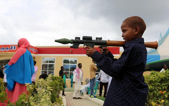 Взрыв встолице Сомали: восемь погибших