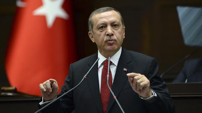 Эрдоган подтвердил, что 9августа прибудет вСанкт-Петербург