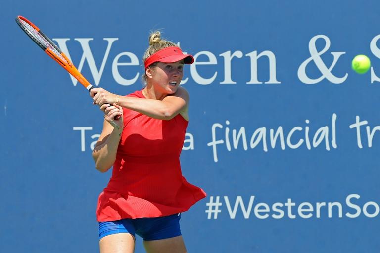 Леся Цуренко уступила впервом матчеUS Open