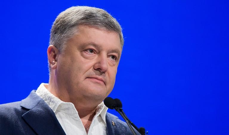 Порошенко рассчитывает , что украинская диаспора несомненно поможет  синтеграцией вЕС иНАТО
