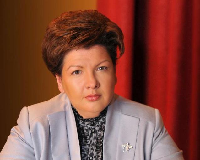 Руководитель Житомирского облсовета ушла вотставку