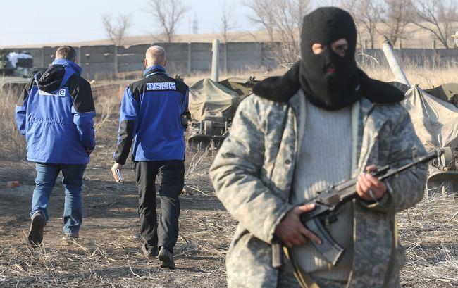 ВОБСЕ констатировали сохранение небезопасной ситуации вАвдеевке иЯсиноватой
