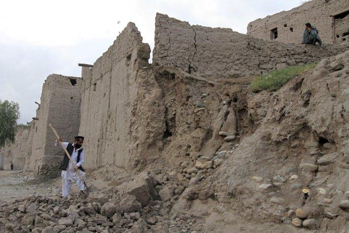 Індію, Пакистан і Афганістан сколихнув землетрус магнітудою 7,5