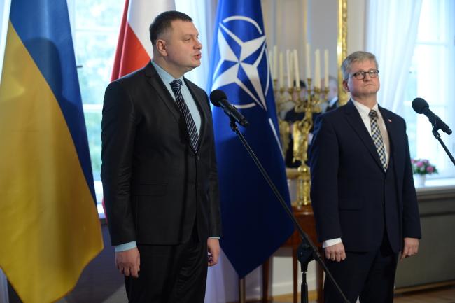 У Варшаві відкрили Платформу дій Україна-НАТО щодо гібридних загроз.  Формально діяльність Платформи відкрито на початку липня в Києві. Семінар у  Варшаві є ... 4395e4f2c9445