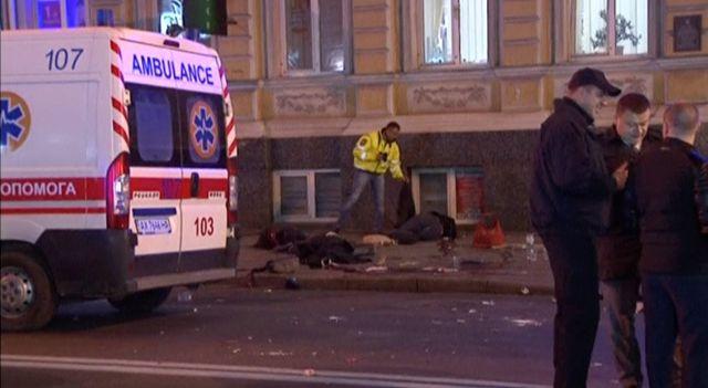 Аварія уХаркові: в лікарні померла Діана, родичка загиблого сумчанина