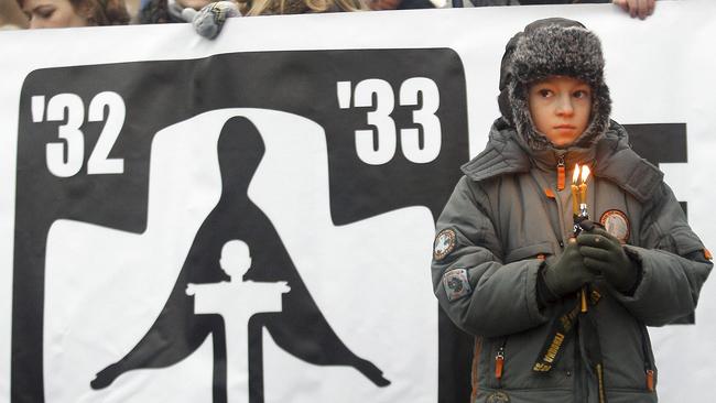 ВДобропольском районе почтили память жертв Голодомора
