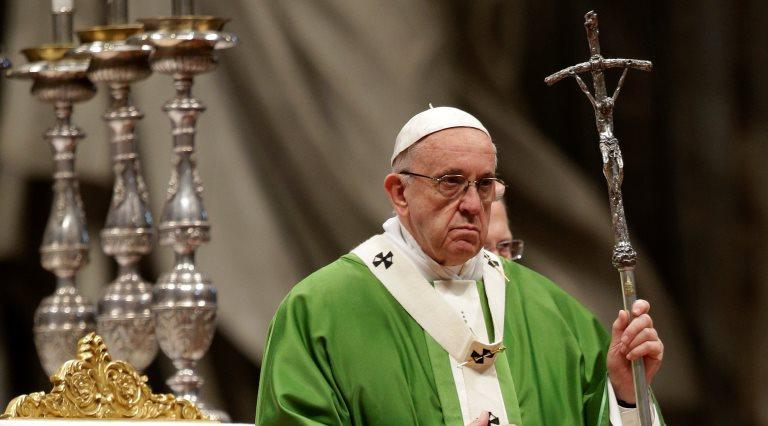 Папа Римский Франциск помолился за Украинское государство ивспомнил отрагедии Голодомора