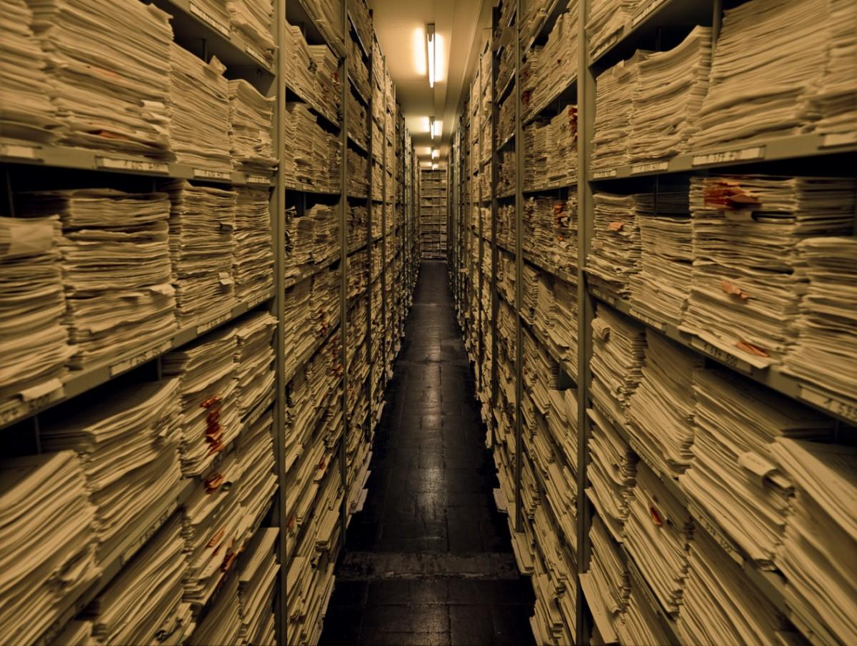 З Національного архіву Британії зникло більше тисячі документів (9.76 21) f45faac108f33