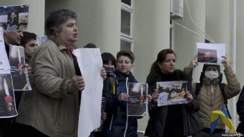 Гражданку Украины осудили вКрыму запосты в социальных сетях